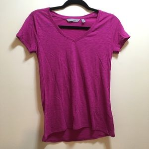 XXS Athleta Magenta T shirt